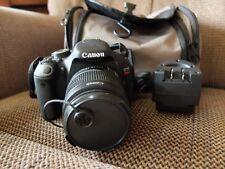 Canon EOS Rebel T3i Digital Camera DSLR w/ 18-55mm Lense NICE