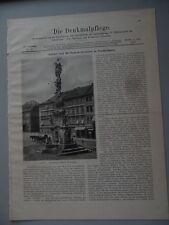 1902 12 Teplitz  Ratschitz Würzburg Mögeldorf  Nürnberg Frankfurt Oder Braunbach
