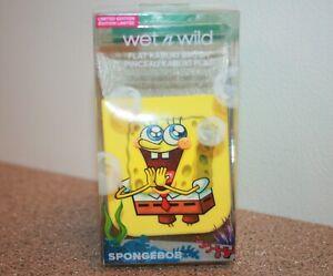 Wet n Wild X Spongebob Flat Kabuki Makeup Brush Limited Edition Powder Blending