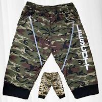 Hommes Pantalon de survêtement élastiqué Camouflage Pantalon de jogging Sport