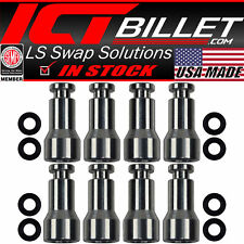 Fuel Injector Spacer 8pc Set LS1 LS6 Intake Manifold/ Fuel Rail to LS3 LSA LS...
