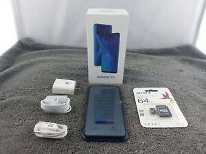Honor 9X (STK-LX3) 128GB 6GB RAM - Carrier Unknown - Blue - Used *READ*