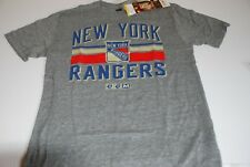 NHL New York Rangers CCM Vintage Style T Shirt Medium