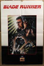 Blade Runner '83 John Alvin ART Movie Poster 23 X 36 Embassy Home Entertainment