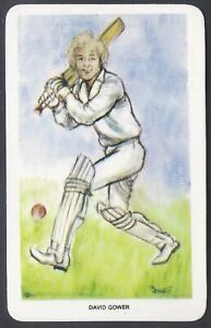 VENORLANDUS-OUR HEROES-#36- CRICKET - DAVID GOWER