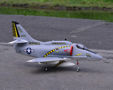 SkyFlight LX RC Jet 50.6'' A-4 Skyhawk KIT Airplane Model EPO W/O Battery ESC