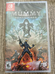 The Mummy Demastered - Limited Run Games #086 - Nintendo Switch +NEW+