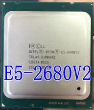 Intel Xeon E5-2680V2 3.6GHz Ten Core (CM8063501374901) Processor
