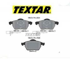 2301802 Kit pastiglie freno a disco ant.Audi-Seat-Skoda-Vw (MARCA-TEXTAR)