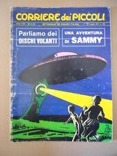 CORRIERE DEI PICCOLI n°22 1971 I Puffi Lucky Luke    [G405]
