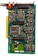 Emagic AudioWerk 8 PCI sound card AW8 — Logic on Mac or PC Windows