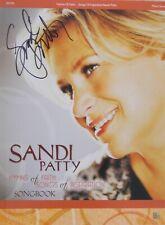 Sandi Patty Hymns Faith Songs Inspiration Voice Piano New