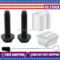Cam Phaser Lock Out Kit and Timing Mounting Bolt for Ford 5.4L and 4.6L 3 Valve