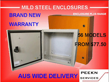 600W x 1000H x 200D Steel Electrical Enclosure Switchboard ORANGE ELCE601020A