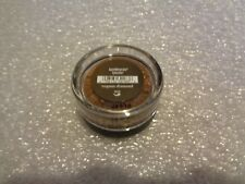 BareMinerals Loose eyeshadow in Cognac Diamond a shimmery henna brown NEW SEALED
