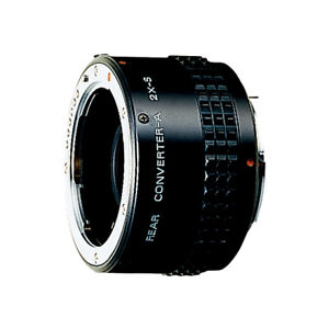New Pentax Rear Converter A2X-S for K Mount Lenses - Manual Focus