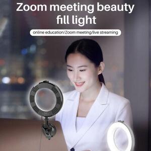 Ulanzi VIJIM CL05 Desktop Selfie Live-Streaming-Ring Füllen Sie die Lampe Video