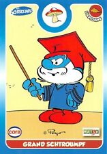 Card Playing Cora The Smurfs 2013 N° 26