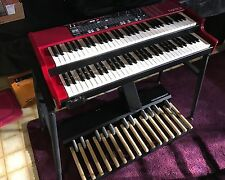 Nord C2, Pedal Keys 27, Half Moon, Nord stand, 3 gig bags! The full set!