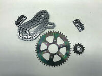 KTM RC125 RC 125 (1) 17' Front and Rear Drive Sprocket and Chain