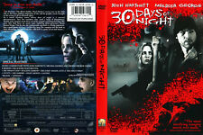 30 DAYS OF NIGHT DVD_JOSH HARTNETT_MELISSA GEORGE_Vampire Movie!