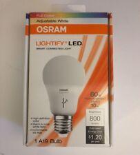 "Osram Lightify Smart Connected LED Light Adjustable ""White"""