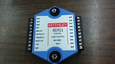 Keithley M1711 Digital Input/Output RS-232C Module.          3C