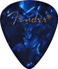 Fender 351 Premium Celluloid Guitar Picks - BLUE MOTO, HEAVY 144-Pack (1 Gross)