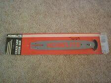 Homelite 12 inch PN-12001-G7 SAFE T Tip Chainsaw Guide Bar Fits EL-12 Saws NOS