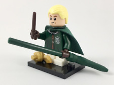 NEW LEGO Harry Potter MINIFIGURE​​S SERIES 71022 - Draco Malfoy (Quidditch)