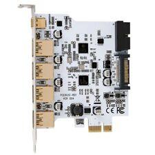 USB 3.0 PCI-E Type C Expansion Card PCI Express PCI-E to USB Controller Adapter