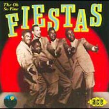 The Fiestas - So Fine [New CD] UK - Import