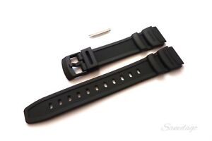 New Original Genuine Casio Wrist Watch Strap Band Replacement for W-93H-1AV