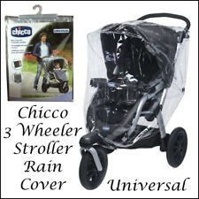 06079512000000 Raincover for Three Wheeler Stroller by Chicco