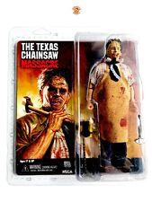 NECA Texas Chainsaw Massacre movie Leatherface precintado figura accion sealed