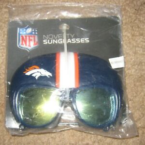 NFL Novelty Sunglasses Denver Broncos