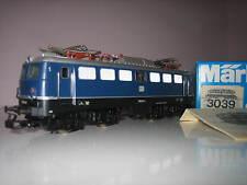 Märklin h0 3039 BR 110 E-Lok Blu Confezione Originale