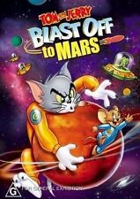 Tom And Jerry - Blast Off To Mars (Dvd) Family, Children, Comedy, Animation