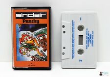 Sinclair ZX Spectrum 48k gioco-Punchy-completamente in guscio OVP BOXED