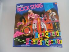 Barbie Rock Stars Instruments 3611 NRFB 1986 Mattel (2611)