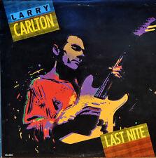 Larry Carlton - Last Night  - NEW - LP