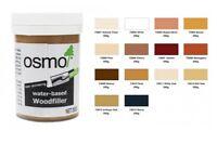 Osmo Wood Filler - Multi Purpose Interior Coloured Filler - 250g