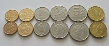 [RU69] Russia 2013 full set of coins 10 50 kopeks 1 2 5 10 roubles Moscow