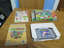 Yoshi's Story (Nintendo 64, 1998) Authentic & Tested Complete