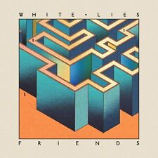 White Lies FRIENDS 4th Album +MP3s INFECTIOUS MUSIC New Sealed Vinyl Record LP
