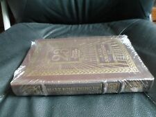 CHUCK PALAHNIUK SIGNED - MAKE SOMETHING UP 23 STORIES - EASTON PRESS LEATHER NEW