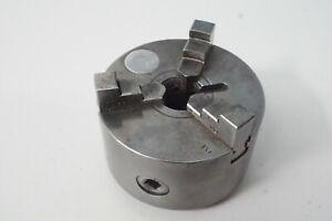 Schaublin 102 W20 lathe 3 jaw chuck made in Switzerland Model 30SV