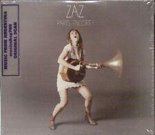 CD + DVD SET ZAZ PARIS ENCORE SEALED NEW 2015 LIVE
