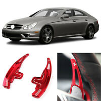 Alloy Steering Wheel DSG Paddle Shifters Extension For Mercedes CLS-Class AMG