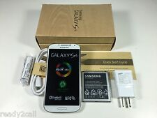 New Samsung i337 Galaxy S4 White Frost 16GB WiFi GPS 13MP AT&T Unlocked GSM
